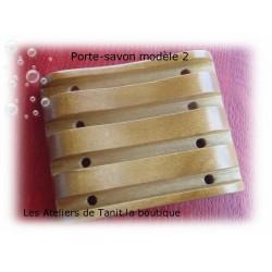 Porte-savon modèle 2