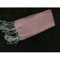 mini fouta rose