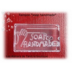 "Tampon ""soap hand made"""